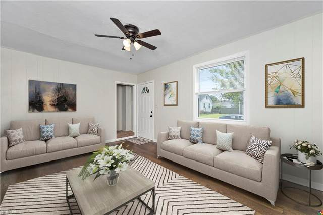 17 Mitchell Rd, Hampton, VA 23669 (#10318784) :: Upscale Avenues Realty Group