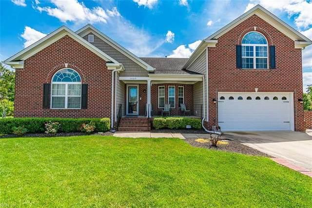1403 Vance Cir, Chesapeake, VA 23320 (#10319760) :: The Kris Weaver Real Estate Team