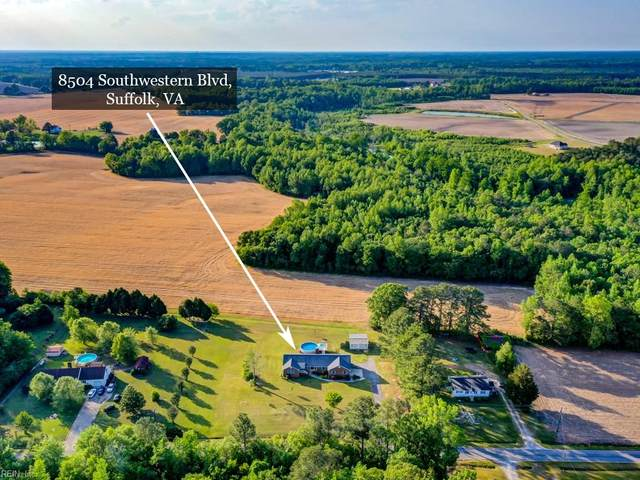 8504 Southwestern Blvd, Suffolk, VA 23437 (#10320216) :: Atlantic Sotheby's International Realty