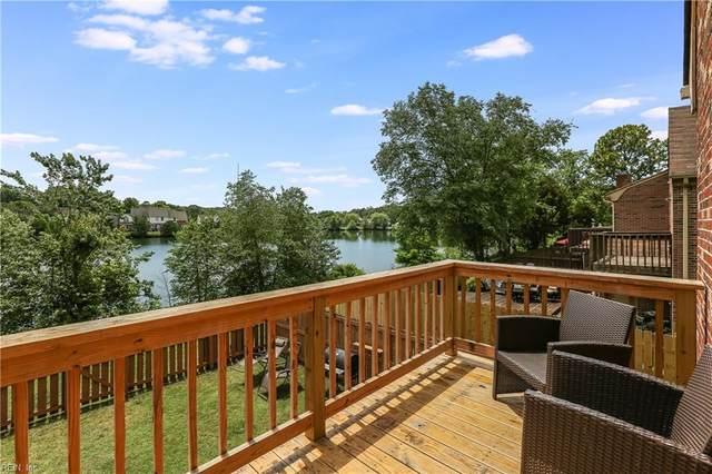 27 Dawn Ln, Hampton, VA 23666 (#10320713) :: AMW Real Estate