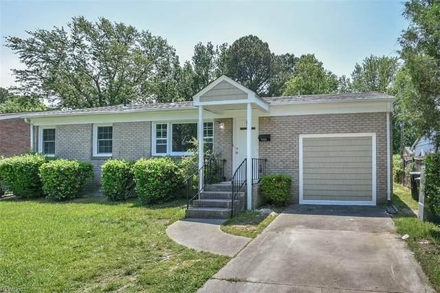811 Homestead Ave, Hampton, VA 23661 (#10322885) :: The Kris Weaver Real Estate Team