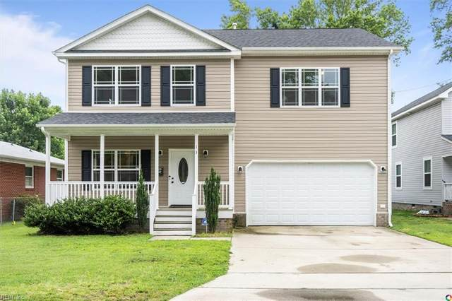 13 Douglas St, Hampton, VA 23663 (#10324915) :: Momentum Real Estate