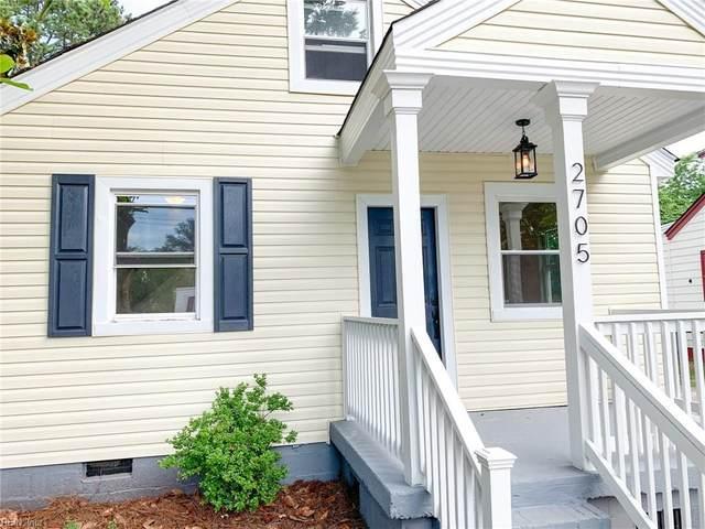 2705 Barclay Ave, Portsmouth, VA 23702 (#10326627) :: Atlantic Sotheby's International Realty