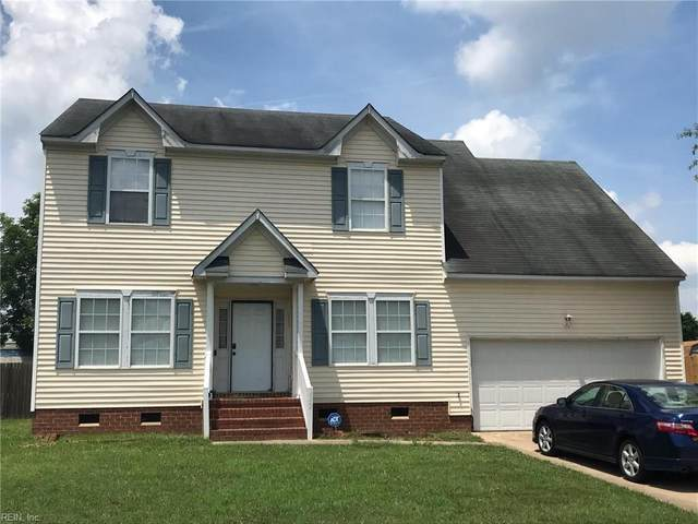 642 Potomac Ave, Portsmouth, VA 23707 (#10327984) :: Berkshire Hathaway HomeServices Towne Realty