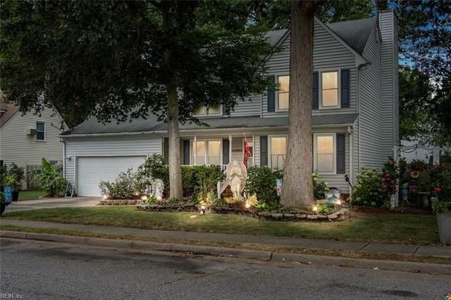 616 Burton St, Hampton, VA 23666 (#10334731) :: AMW Real Estate