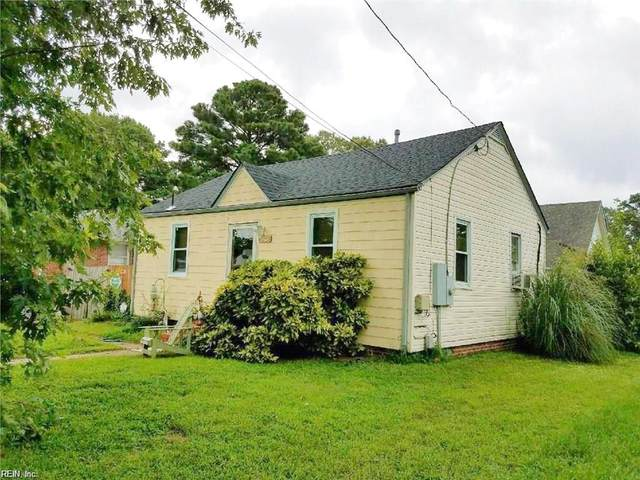 1404 Willow Ave, Chesapeake, VA 23325 (#10337099) :: Kristie Weaver, REALTOR