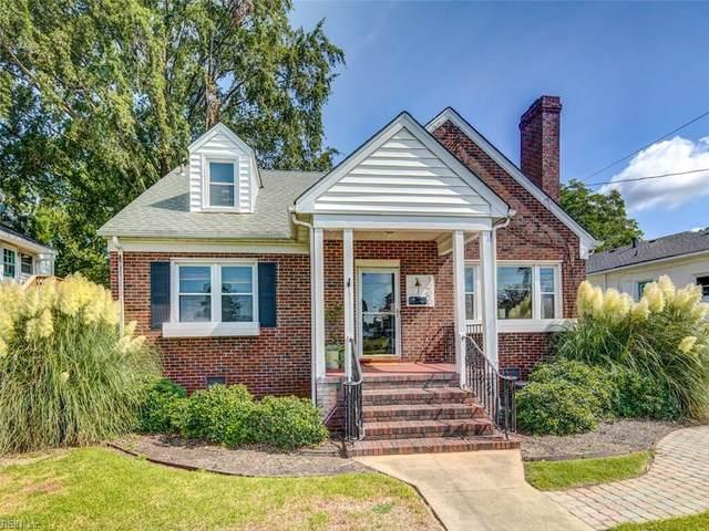 1220 Richmond Cres, Norfolk, VA 23508 (#10337259) :: The Kris Weaver Real Estate Team