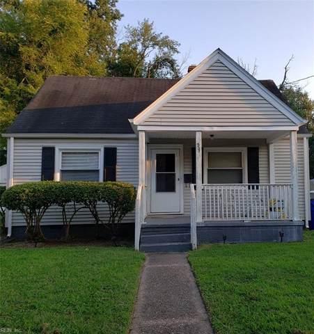 537 Timothy Ave, Norfolk, VA 23505 (#10337343) :: Gold Team VA