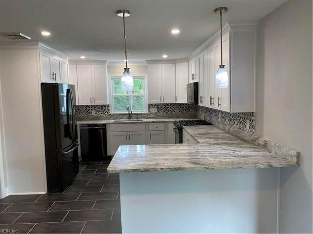 2021 Cherry Ln, Chesapeake, VA 23323 (MLS #10340615) :: AtCoastal Realty