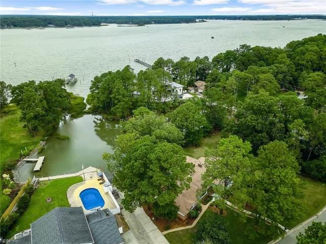 4 Poquoson River Dr, Poquoson, VA 23662 (#10341747) :: The Bell Tower Real Estate Team