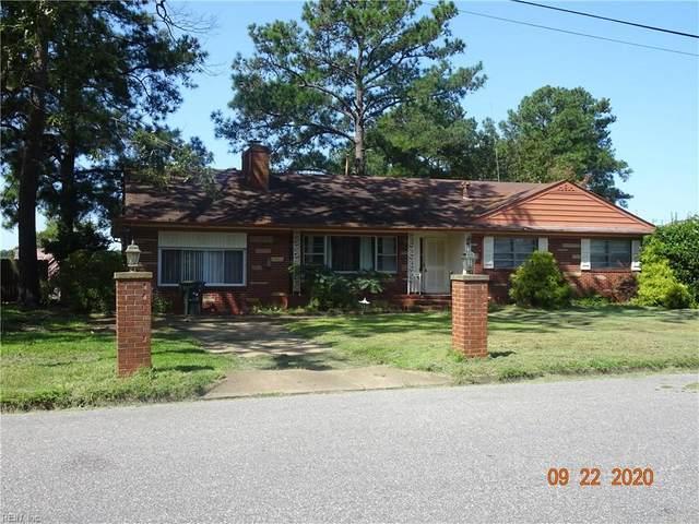 4 Eagle Point Rd, Hampton, VA 23669 (#10342832) :: Kristie Weaver, REALTOR