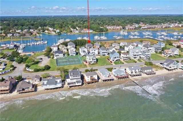 32 Channel Ln, Hampton, VA 23664 (#10344572) :: Berkshire Hathaway HomeServices Towne Realty