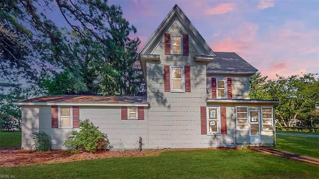 18374 Wilson Ave, Accomack County, VA 23421 (#10344753) :: Momentum Real Estate