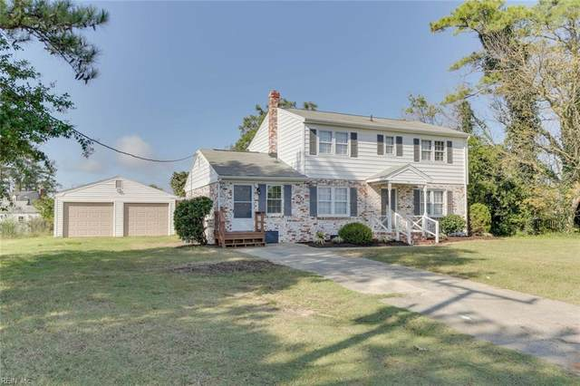 99 Browns Neck Rd, Poquoson, VA 23662 (#10345671) :: Atkinson Realty
