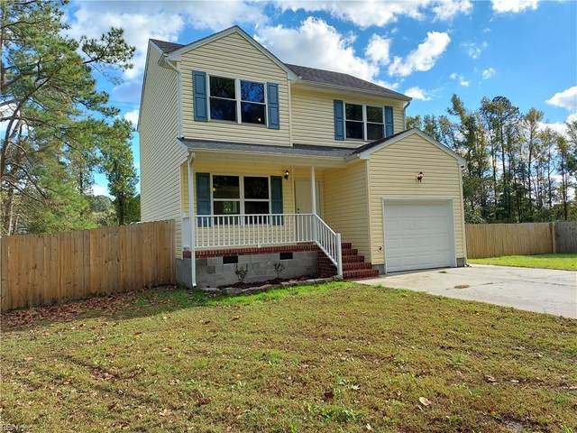 921 Tennyson St, Chesapeake, VA 23320 (#10346741) :: Community Partner Group