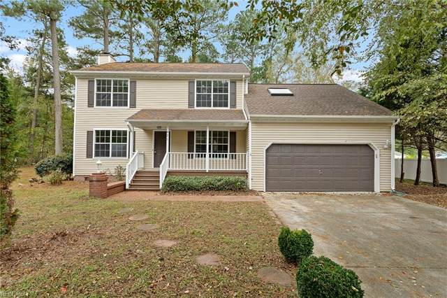 821 Pepperwood Dr, Chesapeake, VA 23320 (#10347677) :: Verian Realty