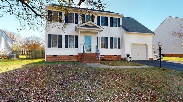 6379 Yellowrose Ln, Hanover County, VA 23111 (#10347965) :: Judy Reed Realty