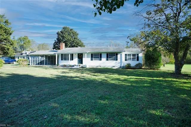 4100 Cappahosic Rd, Gloucester County, VA 23061 (#10348601) :: Berkshire Hathaway HomeServices Towne Realty