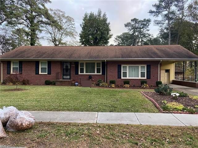 812 Jasmine Ave, Norfolk, VA 23502 (#10352198) :: Atkinson Realty