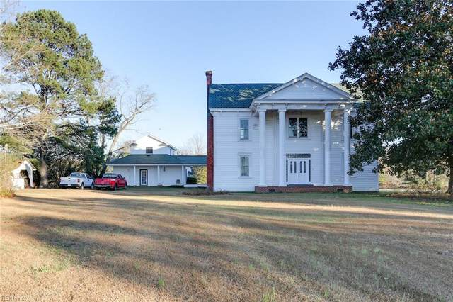 28873 Little Texas Rd, Southampton County, VA 23828 (#10353066) :: Berkshire Hathaway HomeServices Towne Realty