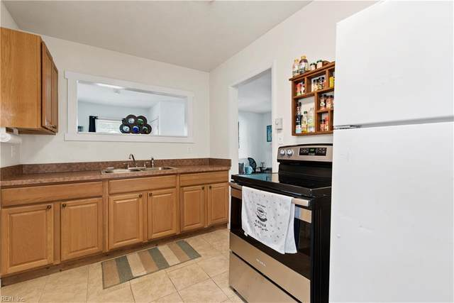 116 Maplewood St, Hampton, VA 23669 (#10353869) :: Atkinson Realty
