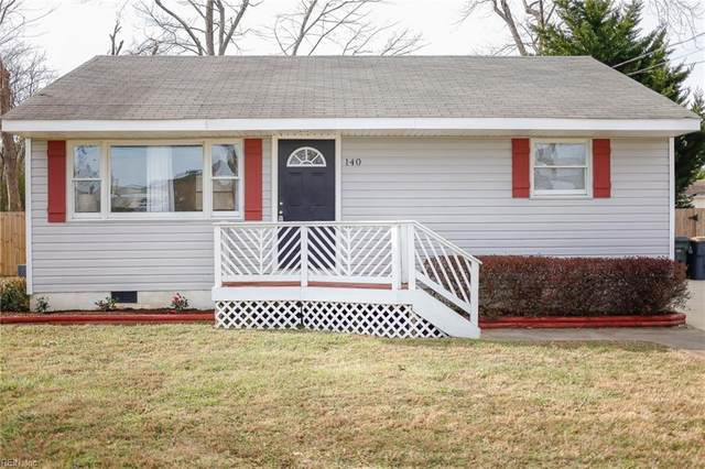140 Nelson Dr, York County, VA 23185 (#10354633) :: Seaside Realty
