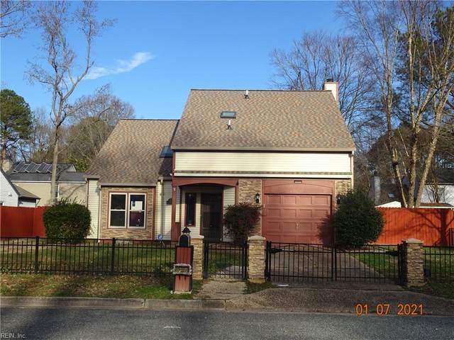 166 King Richard Pl, Newport News, VA 23602 (#10355750) :: Atkinson Realty