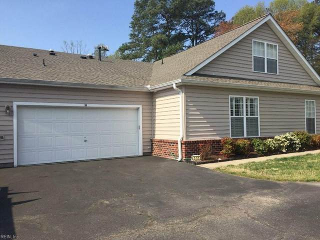 111 Hautz Way, York County, VA 23693 (#10356685) :: Momentum Real Estate