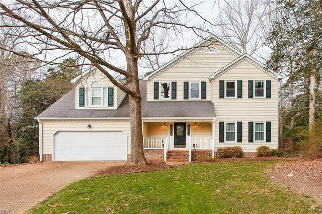 224 Old Carriage Way, James City County, VA 23188 (#10357620) :: Berkshire Hathaway HomeServices Towne Realty