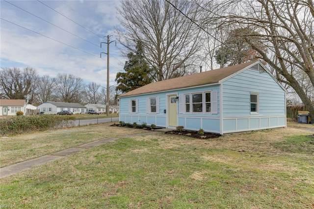 1016 Rollins Cir, Hampton, VA 23663 (#10358661) :: Crescas Real Estate