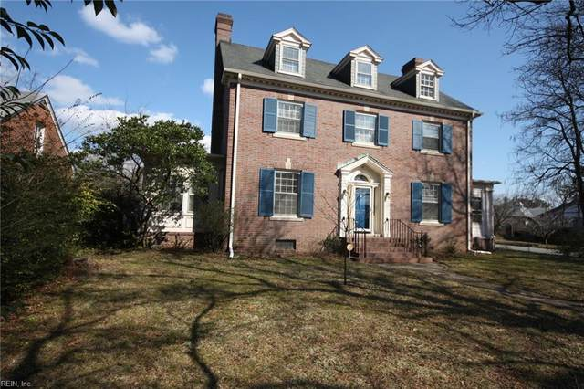6600 Huntington Ave, Newport News, VA 23607 (#10358947) :: Berkshire Hathaway HomeServices Towne Realty