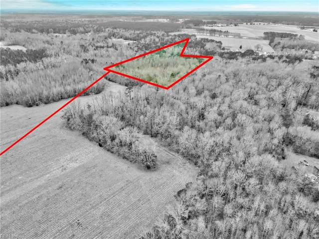 5 Ac Old Stage Hwy, Isle of Wight County, VA 23430 (#10359742) :: Abbitt Realty Co.