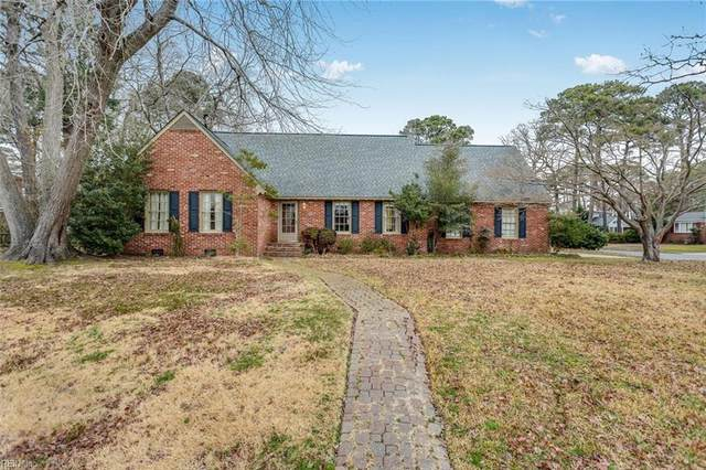 35 Alexander Dr, Hampton, VA 23664 (#10363377) :: Atlantic Sotheby's International Realty