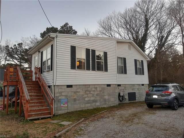 16 Pine St, Poquoson, VA 23662 (#10363402) :: Tom Milan Team