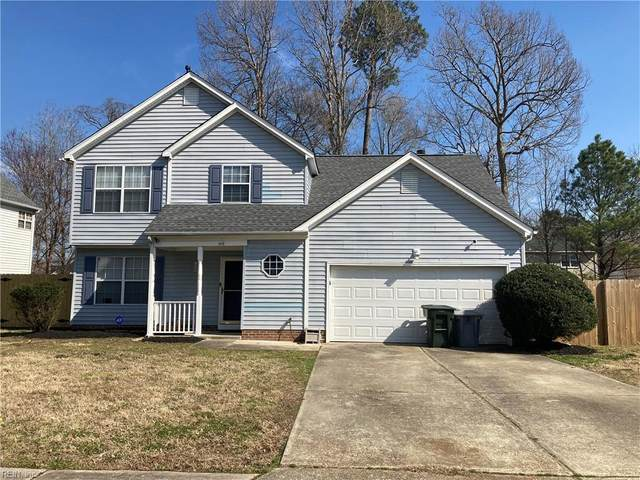 418 Cardiff St, Hampton, VA 23666 (#10363770) :: Berkshire Hathaway HomeServices Towne Realty