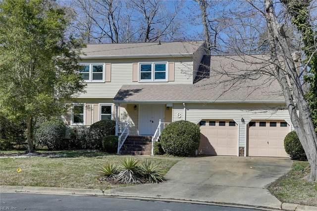 6 Kramer Ct, Hampton, VA 23664 (#10364447) :: The Bell Tower Real Estate Team