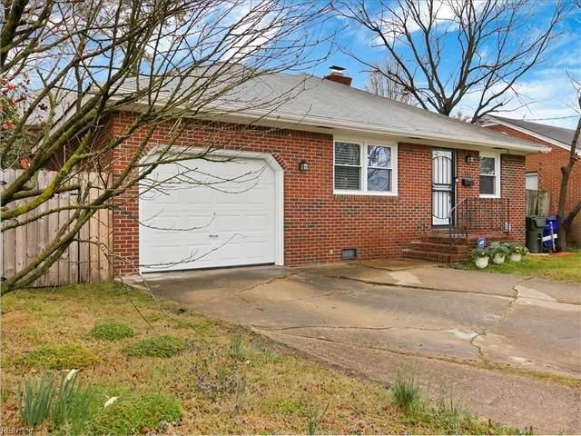 6110 Hampton Blvd, Norfolk, VA 23508 (#10366580) :: Atlantic Sotheby's International Realty