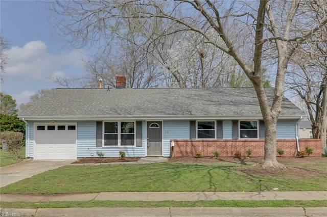 35 Diggs Dr, Hampton, VA 23666 (#10367490) :: Berkshire Hathaway HomeServices Towne Realty