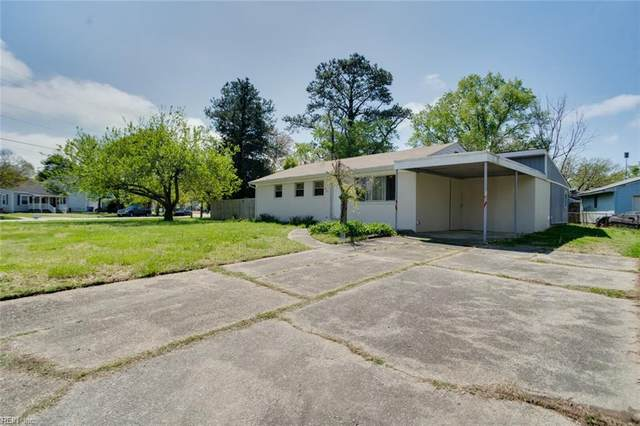 4100 Shawnee Rd, Chesapeake, VA 23325 (#10370151) :: RE/MAX Central Realty