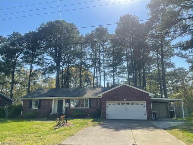 7 Fairway Dr, Portsmouth, VA 23701 (#10370839) :: Atkinson Realty