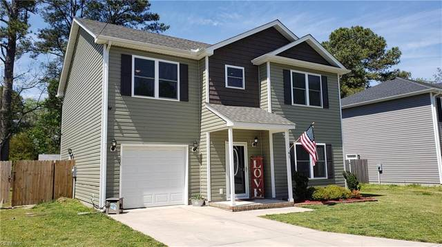 41 Pollux Cir E, Portsmouth, VA 23701 (#10372588) :: The Bell Tower Real Estate Team
