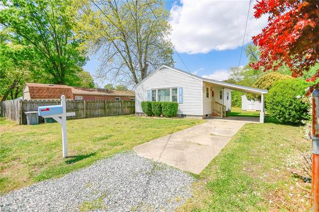 440 Hunlac Ave, Hampton, VA 23664 (#10372703) :: Abbitt Realty Co.