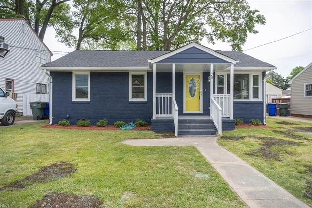 170 Frizzell Ave, Norfolk, VA 23502 (#10373922) :: RE/MAX Central Realty