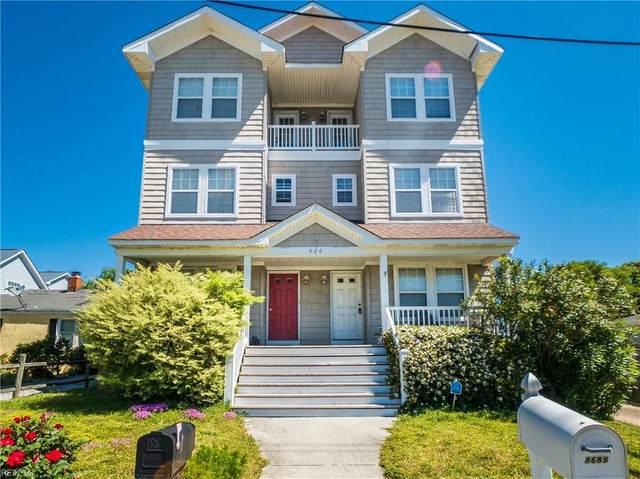 868 W Ocean View Ave A, Norfolk, VA 23503 (#10374418) :: Austin James Realty LLC