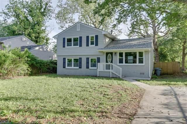 420 Fox Hill Rd, Hampton, VA 23669 (#10375080) :: The Kris Weaver Real Estate Team