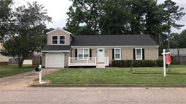 736 Albemarle Ct, Chesapeake, VA 23322 (MLS #10376250) :: Howard Hanna Real Estate Services