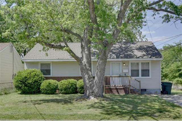 2055 Richard Ave, Hampton, VA 23664 (#10376532) :: Berkshire Hathaway HomeServices Towne Realty