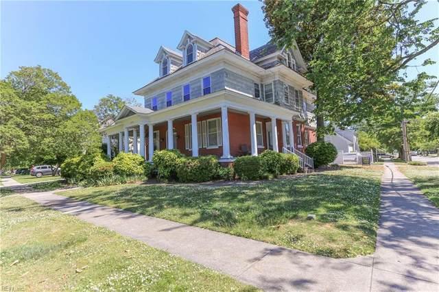 1055 Cambridge Cres #2, Norfolk, VA 23508 (MLS #10377849) :: Howard Hanna Real Estate Services