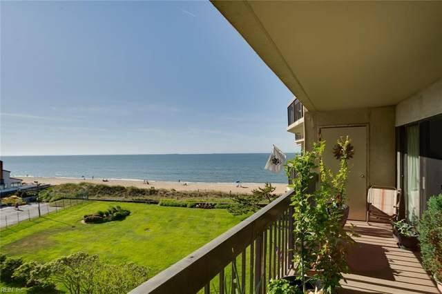 2830 Shore Dr #405, Virginia Beach, VA 23451 (#10378221) :: Atkinson Realty