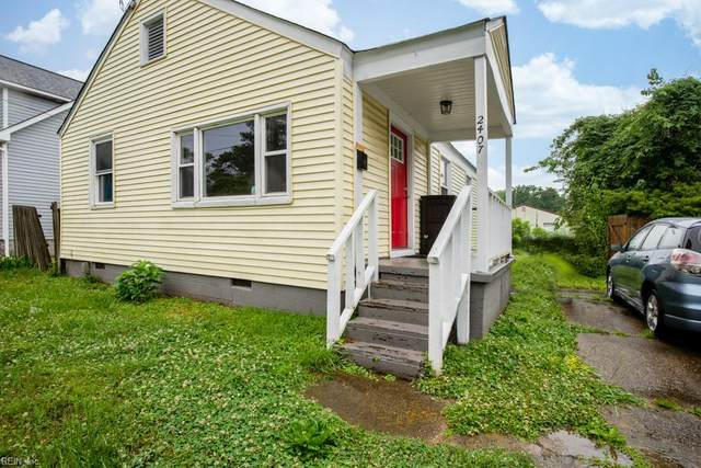 2407 Early St, Norfolk, VA 23513 (#10381378) :: Berkshire Hathaway HomeServices Towne Realty